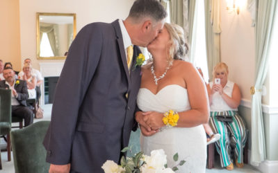 Wedding of Mr & Mrs Read @ Portsmouth Registry Office
